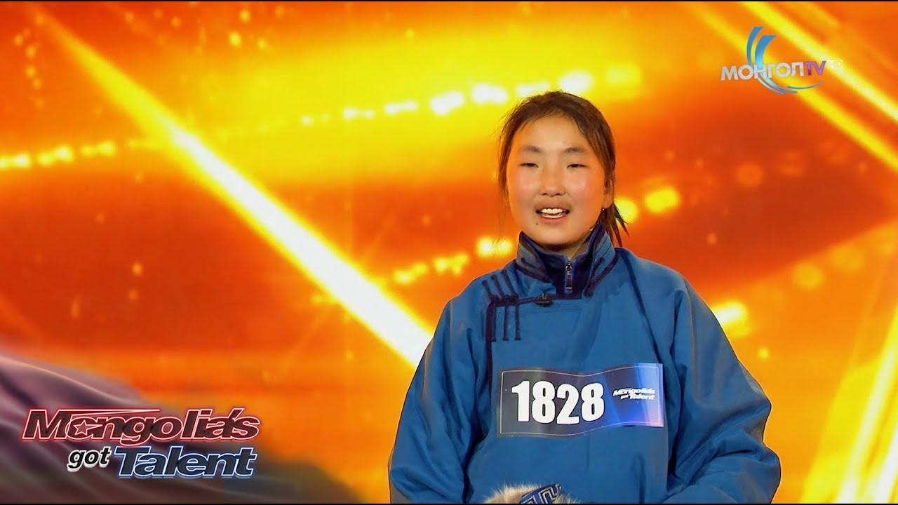 Г.Гантогтох I Ундармаа шүүгчийн алтан баззер I 1-р шат I Дугаар 7 I Mongolia's got talent 2018