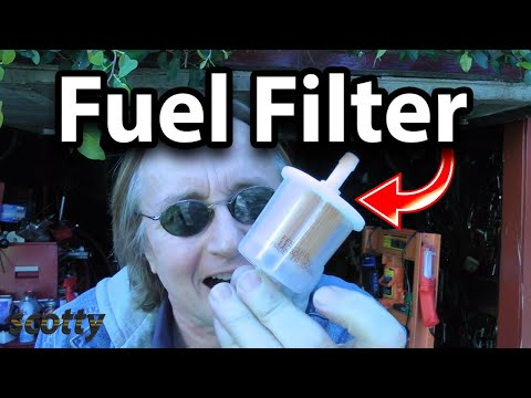 How to Find the Fuel Filter in Your Car