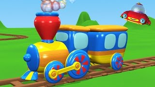 TuTiTu Toys Train