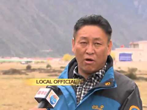 Outdoor sports booming in Tibet