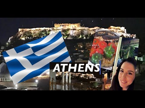 ATHENS | Night out