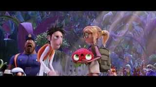 Cloudy With A Chance Of Meatballs 2 | Foodimal Reveal
