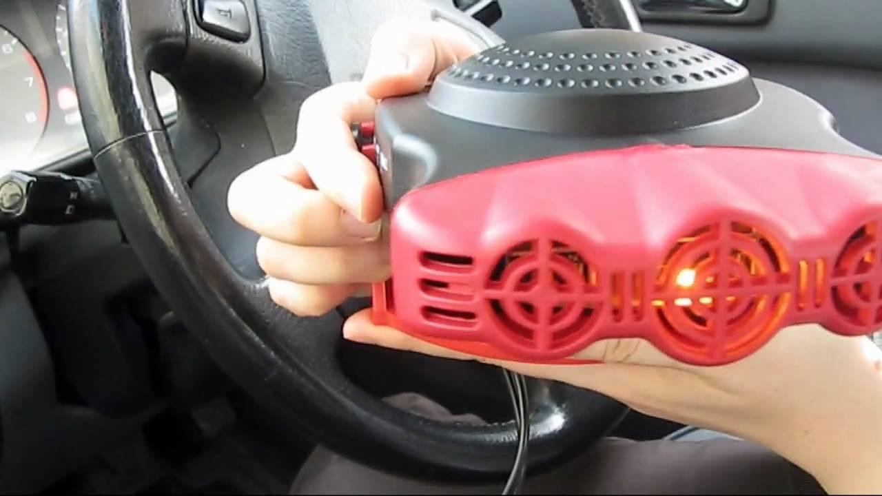 Calefaccion Portatil Para Carro Calentador De Auto Coche Calentones Electrico