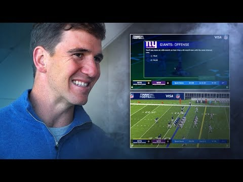 The Toy Insider Chats With Eli Manning About Financial Football and Money Management for Kids