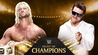Dolph Ziggler vs. The Miz - Night of Champions - WWE 2K14 Simulation