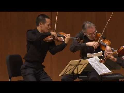 The Juilliard String Quartet: Exploring Beethoven with a new voice