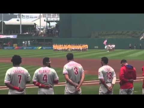 Johnstown KOS National Anthem