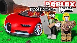 1000$ ROBUX HARCADIM DAHA DA HARCIYACAĞIM / Roblox Car Crushers 2 / Roblox Türkçe