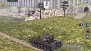 Alpenstadt Map Bias & M46 Patton World of Tanks Blitz