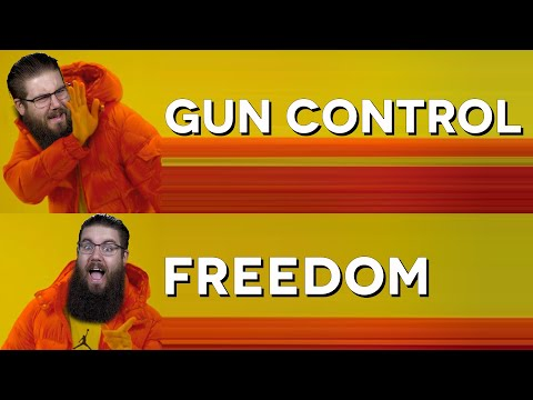 57% WANT MORE GUN LAWS? - The Fight For Gun Rights!