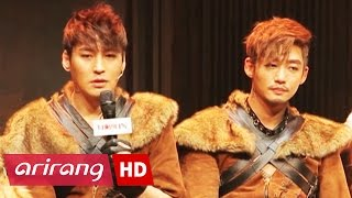 Showbiz Korea _ Actors in [The Underdog] _ Interview