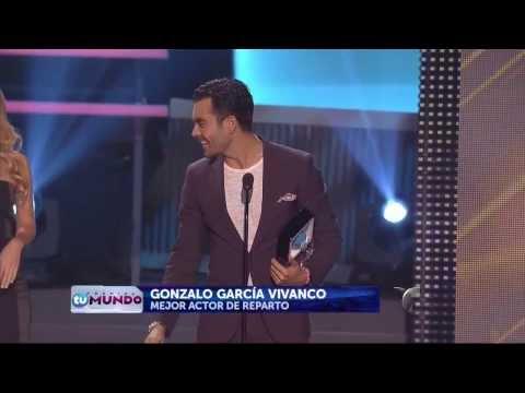 Premio Mejor Actor de Reparto 2013: Gonzalo García Vivanco PremiosTuMundo