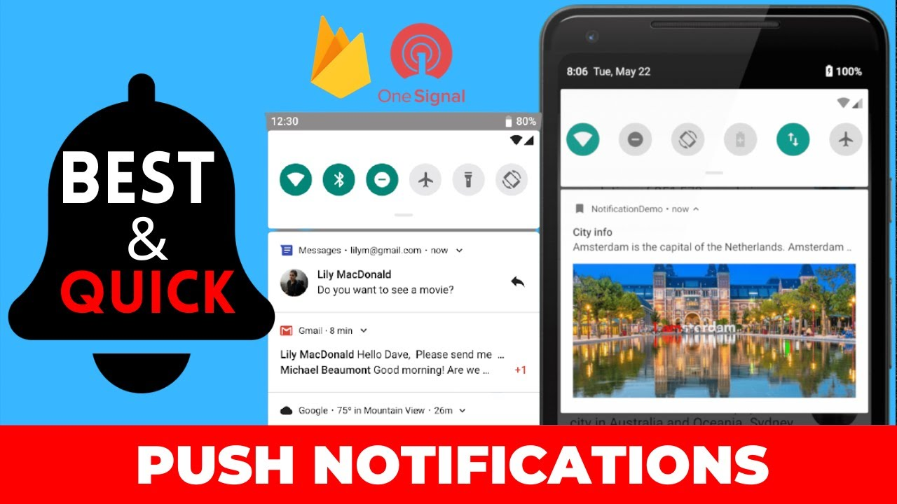 Push Notification in Android