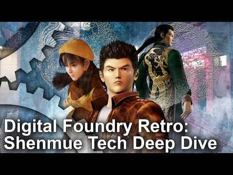 DF Retro: Shenmue - A Game Ahead Of Its Time