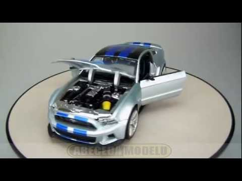 Ford Mustang 2014 Need For Speed Maisto 24 Youtube