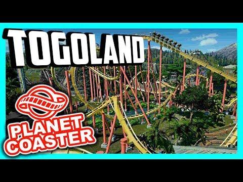 Togoland - Kompakt und schön!! | PARKTOUR - Planet Coaster
