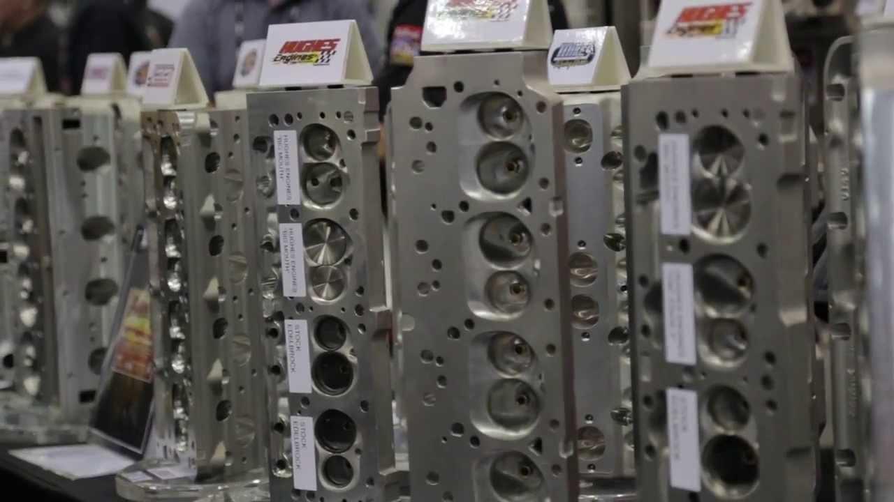 PRI2013 - Edelbrock E-CNC Heads Review