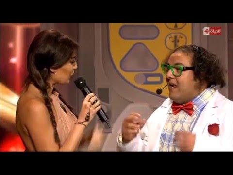 سكتش مينا نادر (دكتور التجميل) نجم الكوميديا