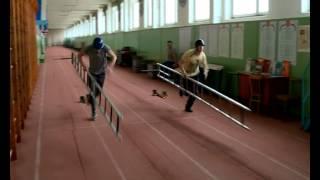 спортивные тренировки пожарных
