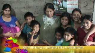 Huerfanos en el Distrito de Huaura-República del Perú