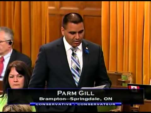 MP Parm Gill Commemorates 1984 Golden Temple Tragedy
