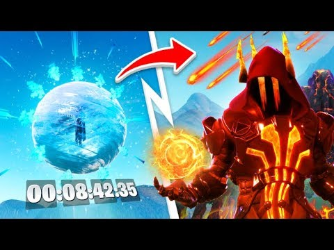 FORTNITE ICE STORM COUNTDOWN EVENT! MAP CHANGES?! thumbnail