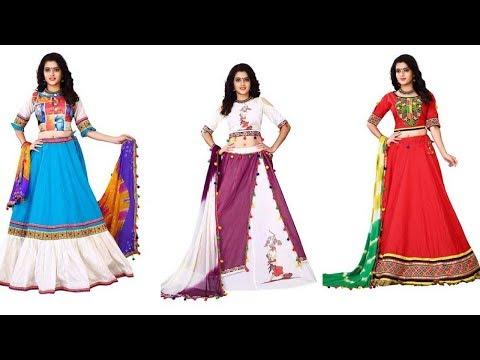 Navratri Outfit Ideas 2016 ♡ //Navratri Fusion Looks