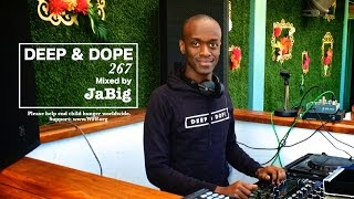 DEEP & DOPE  Ibiza Beach Party Summer House Music DJ Mix Playlist by JaBig