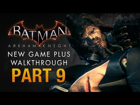 Batman: Arkham Knight Walkthrough - Part 9 - Stagg Airships