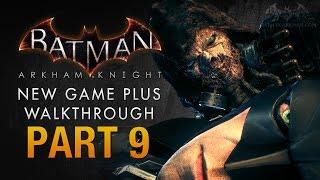 Batman: Arkham Knight Walkthrough - Part 9 - Stagg Airships