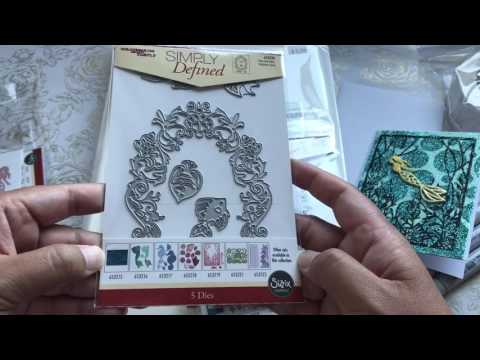 Scrapbooking Made Simple Craft Supply Haul