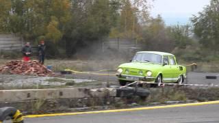 110LS - Rally Berounka Revival 2014, SS1 Rožmitál