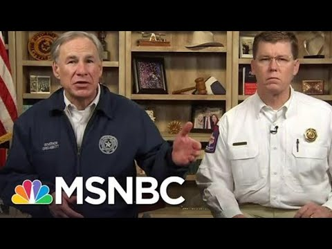 'Brazen Lie': Chris Hayes Calls Out Gov. Abbott, Fox News For Texas Power Grid Lies | All In | MSNBC