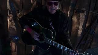 Neil Young - Lookin' For A Leader 2020 (Official Music Video)