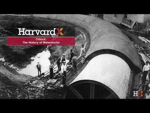 Urban Health - Water Works - The History of Waterworks