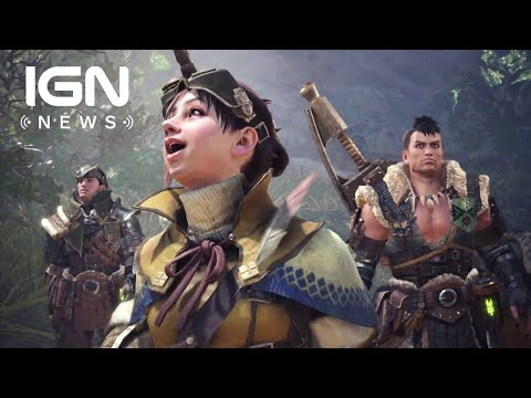 Monster Hunter World: 5 Million Copies Shipped in 3 Days - IGN News