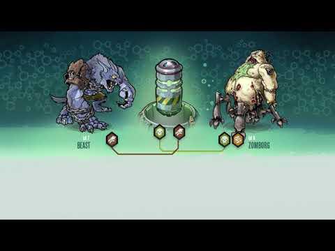 Mutants Genetic Gladiators (Random Mutants) Part 368