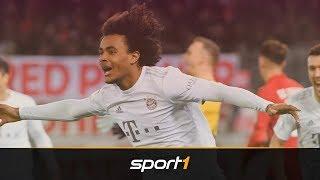 So schaffte Bayern-Juwel Joshua Zirkzee den Sprung zu den Profis | SPORT1
