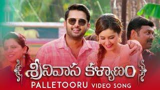 Srinivasa Kalyanam Palletooru Song | Bonus Track Nithiin, Raashi Khanna