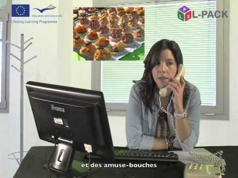 Dialogue 10b discuter avec des clients français