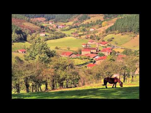 Paisaje y música de Euskadi