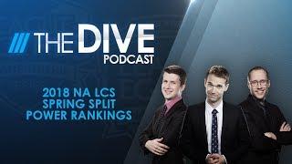 Video The Dive: 2018 NA LCS Spring Split Power Rankings (Season 2, Episode 2) download MP3, 3GP, MP4, WEBM, AVI, FLV Agustus 2018