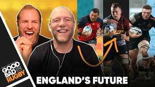 The Future of England Rugby? - Good Bad Rugby Podcast #43