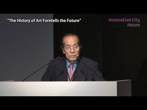 "Shuji Takashina - ""The History of Art Foretells the Future"""