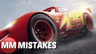 Disney Cars 3 (2017) Biggest Movie Mistakes, Goofs, Fails & Everything Wrong You Missed