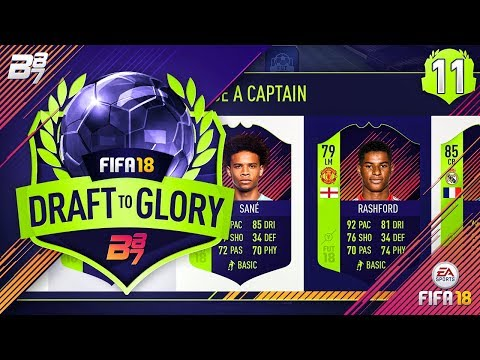 DRAFT TO GLORY! THE WORST FORMATION IN FIFA! #11  FIFA 18 ULTIMATE TEAM