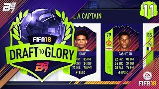 DRAFT TO GLORY! THE WORST FORMATION IN FIFA! #11 | FIFA 18 ULTIMATE TEAM