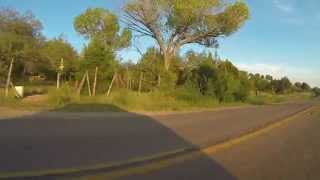 Cibecue, Arizona, Fort Apache Reservation drive on Indian Route 12 to US 60, 19 Jun15, GP137631