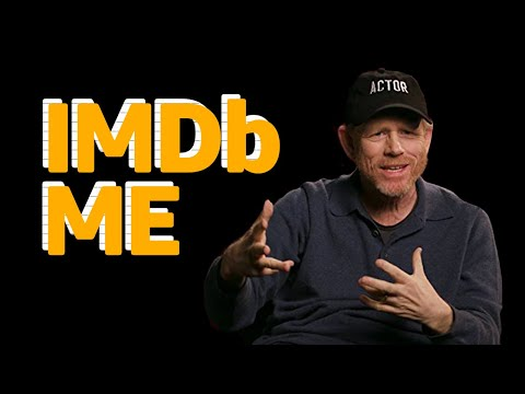 Ron Howard Talks Ron Howard | Funny or Die Presents IMDb Me