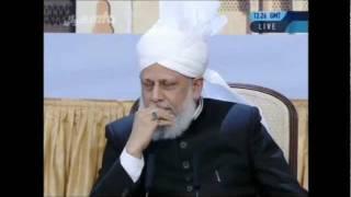 Aye Qadian Darul Amaan (Jalsa Salana Qadian  2011)